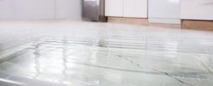 water damage floor cincinnati